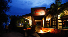 Fancy Restaurant on the Beach (GraceYang ) Tags: canon malaysia 5d kualalumpur langkawi