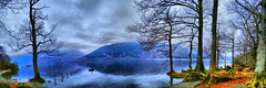 Rowardennan Panoramic View from Youth Hostel (Scottish Nomad) Tags: scotland 3d lochlomond westhighlandway threedimensional 3dimensional rowardennan bonnybanks bonnybraes rowardennanyouthhostel