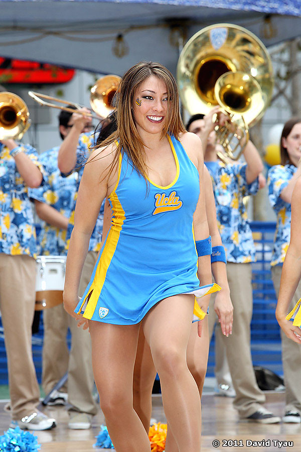 UCLA Dance Team 024