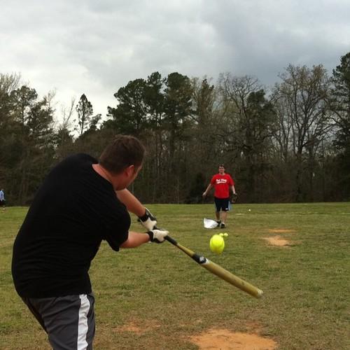 Faulkner Park Tyler TX Spring Softball