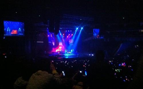 Usher show <a href=