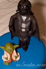 Star Wars Cake - 7