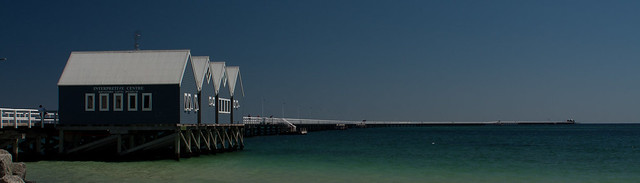Busselton Jetty Interpretive Centre