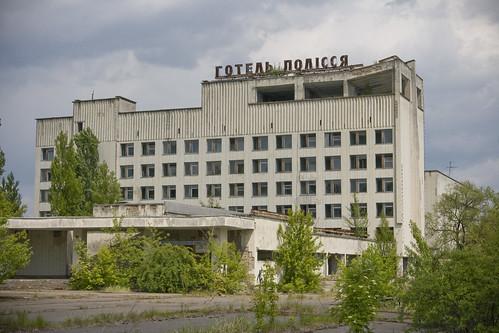 Tjernobyl och Pripjat