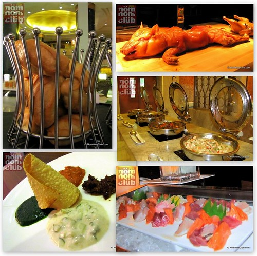Other International Cuisine Buffet @ Diamond Hotel
