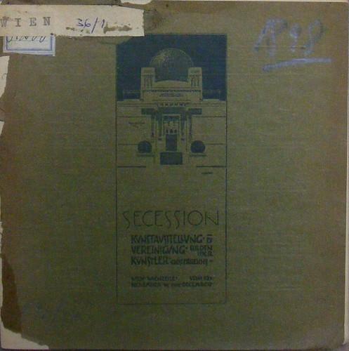 Secession Katalog Jahr II