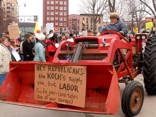 Madison rally
