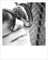 o (kilometro 00) Tags: casa strada bn persone occhi sguardo e urbano poesia sorriso racconto bianco nero treviso citt occhiali luoghi emozioni suono sorrisi sguardi baffi urbani emozione