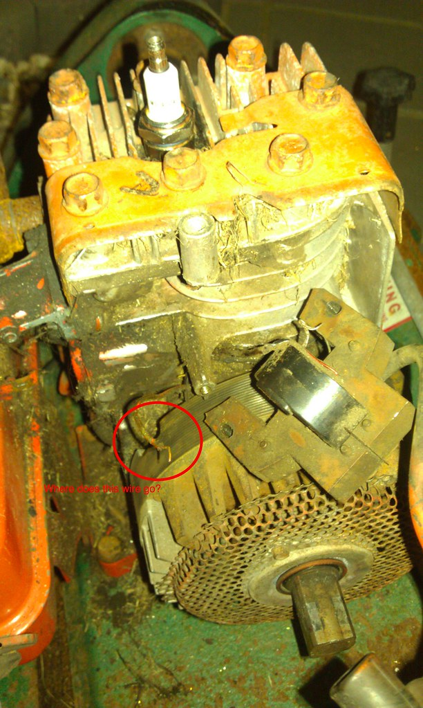 Old Briggs and Stratton 3hp No Spark - DIY Go Kart Forum on