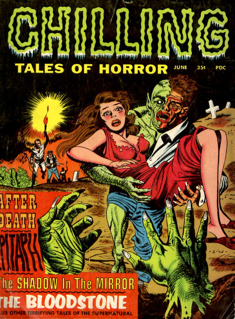 Chilling Tales Of Horror - June 2 (Stanley Publications)