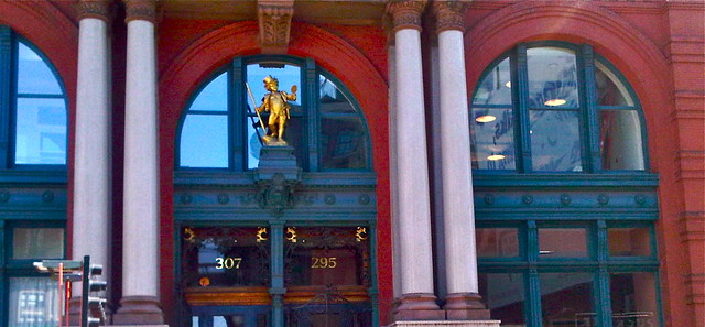 Puck Building, front