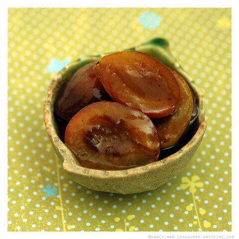 Spiced Sugar Plums© by Haalo
