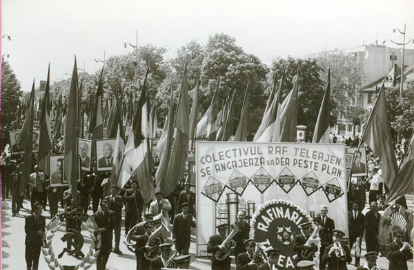 Bulevardul Independentei - 1967.05.01 [Fotografia #G009]