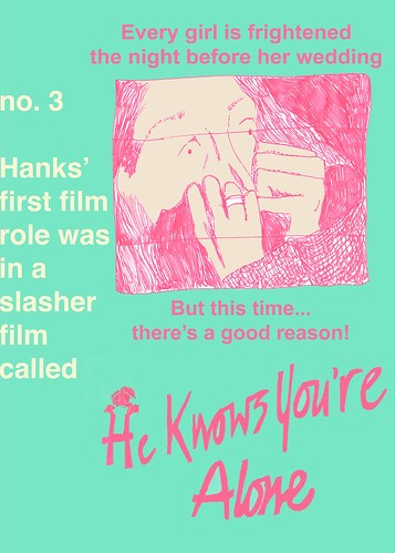 Hanks Knows You're Alone