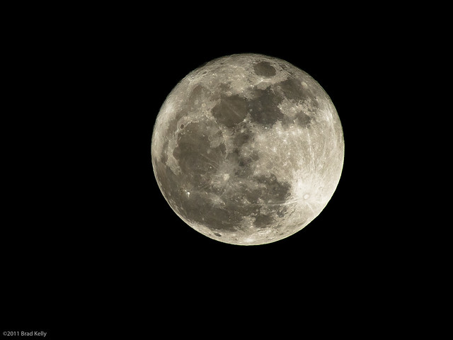 Super Moon Over Boston. Shot with my Nikon at approx. 600mm. Clear skies last night! #perigee