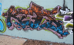 RELS (NothingButTrouble) Tags: art wall ma graffiti paint die connecticut massachusetts graf ct spray class busy flare ash production spraypaint graff mass td tsi c4 ject 2011 emty rusto soki rels iyf cfour eyon