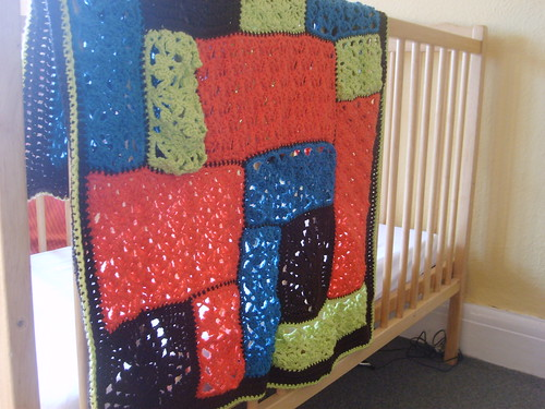 Kyla Mod Stroller Blanket