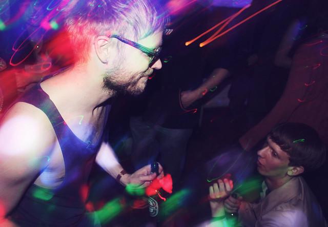 Mahoyo X Funky Loffe @ Spy Bar