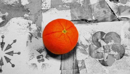 Oranges at Work
