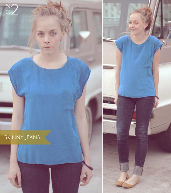 02-1 Skinny Jeans