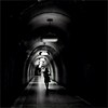"light at  the end of the tunnel ? ... (fifich@t - OFF (disheartened).) Tags: bw paris france silhouette subway loneliness darkness metro candid tube streetphotography tunnel shining symbolic rer blackdiamond 500x500 classicbw mydarkside parisinblackandwhite squarephotography nikond300 nikkor1685vr winner500 nikonflickraward"" bestcapturesaoi magicunicornverybest magicunicornmasterpiece elitegalleryaoi featuredfrontpagewinners emptytunnel fifichat1 winnertheessence ©frs endlessdarktunnel fificht winnershiningpiecesoftheworldmonochromecontest ©frs winnerstealingsahdows"