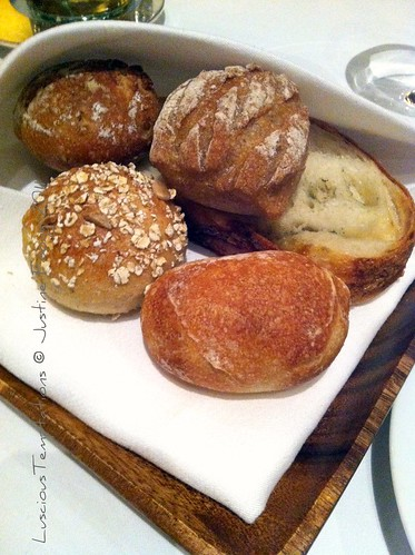 Bread - The Grill, The Dorchester