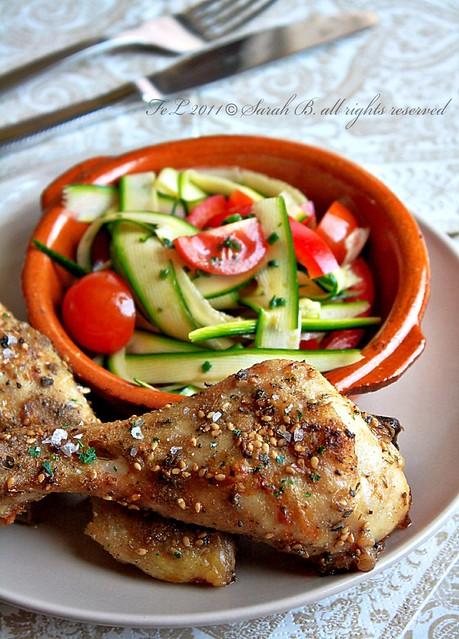 za'atar chicken