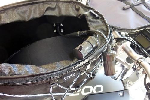 Tank Bag Sockets