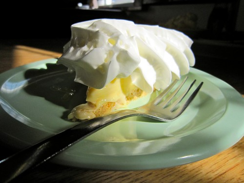 Lemon Ice Box Pie The Goal Post Anniston AL