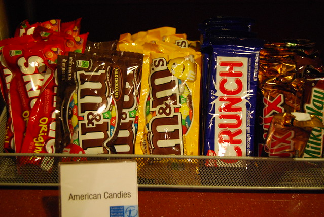 """ American Candies"""