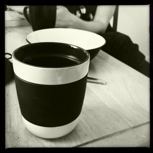 coffee with Geof