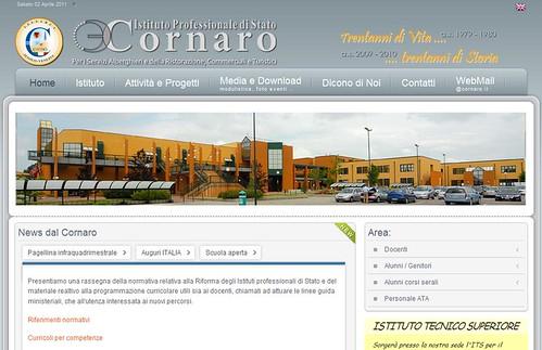 Partnerschule Istituto Professionale di Stato ELENA CORNARO in Jesolo Italien