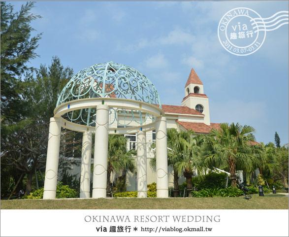 【沖繩教堂】沖繩美麗教堂之旅~Aquagrace、Aqualuce、Coralvita教堂33