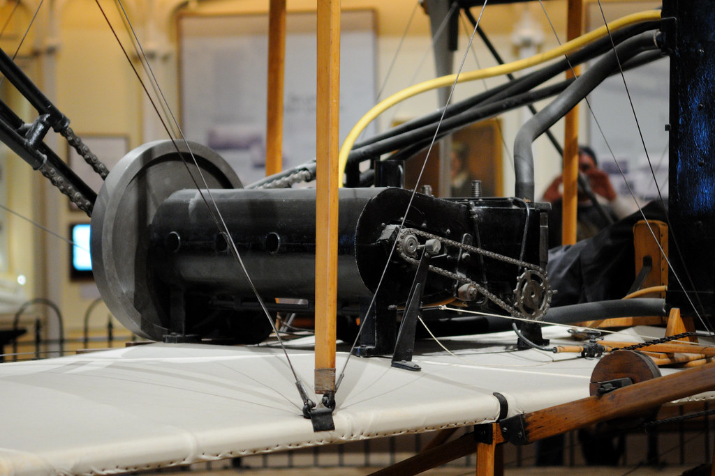 Wright Flyer 1903 (engine)