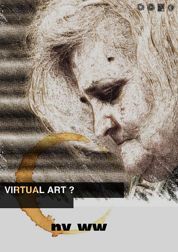 Virtual beautiful art