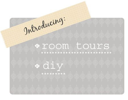 Room Tours & DIY