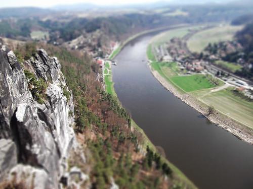 Sächsische Schweiz Miniland