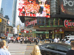 Suitcase Bomb Scare on 42nd Street 2016 NYC 5665 (Brechtbug) Tags: suitcase bomb scare 42nd street west st between 7th 8th avenues midtown manhattan police descended area following reports suspicious package which turned out be small rolling roped off front mcdonalds about 845 am while they investigated nyc 2016 new york city 09212016 false alarm fake bombs