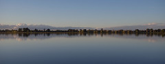 Lake Wendouree (bobarcpics) Tags: lake lakewendouree ballarat reflection horizon shoreline panorama