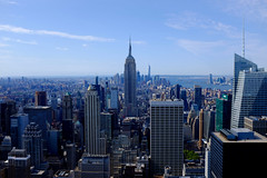 TOTR Looking South (andyfpp) Tags: fuji fujifilm x100t newyork newyorkcity totr topoftherock rockefeller 2016 velvia manhattan