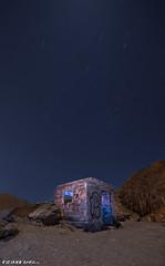 noche de flashes (Rcard Glez) Tags: santacruz nikon paisaje estrellas nocturna d200 granangular