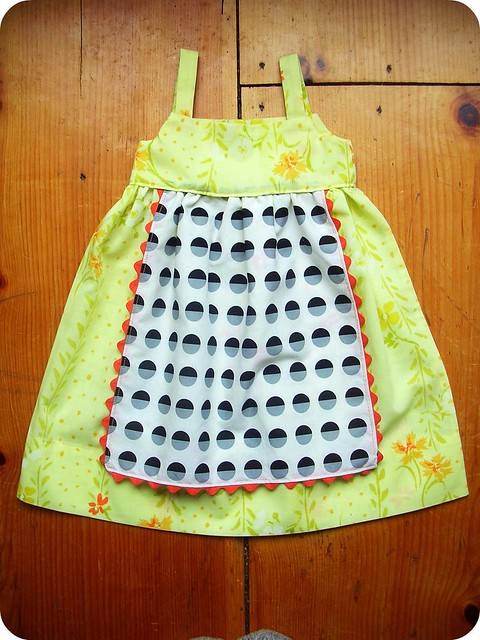 yellow farm girl dress
