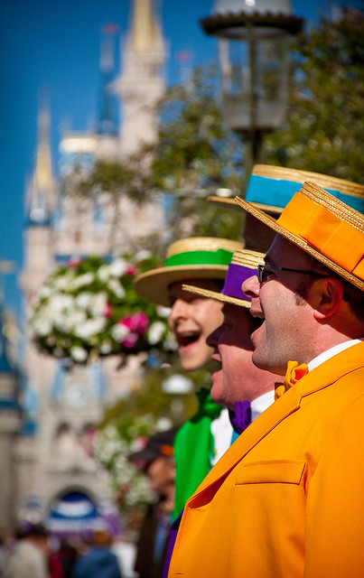 Disney's Human Element - The Dapper Dans