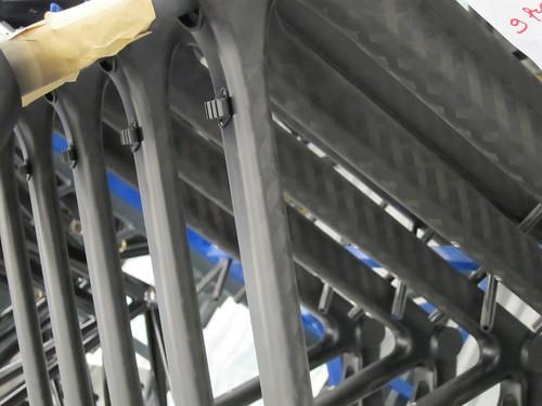 Sanded CX frames