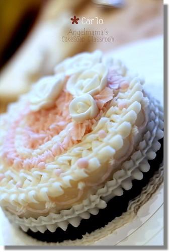 天使媽媽蛋糕皂教學carlo2