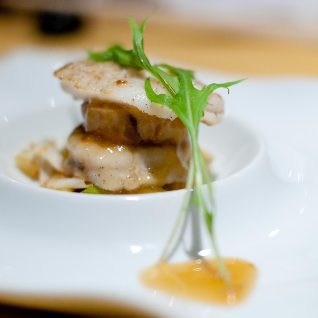 Sauteed Monkfish