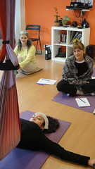Yoga Swing clases