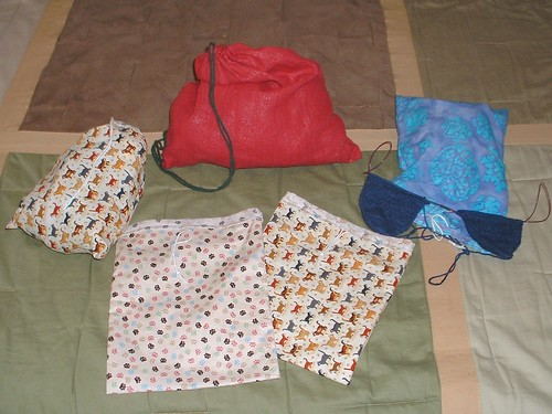 new project bags 01-30-11