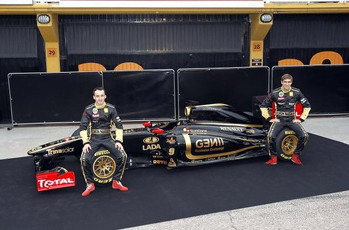 Lotus Renault GP - R31