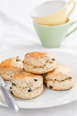 Traditional Scones (Sarka Babicka Photography) Tags: food dessert tea sweet raisins scones